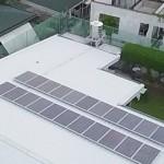 5kWp solar panel installation- makati