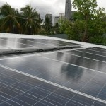 Makati 5kW rooftop solar panel installation
