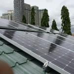 Bel Air Makati Solar panel Installation 5.4kW