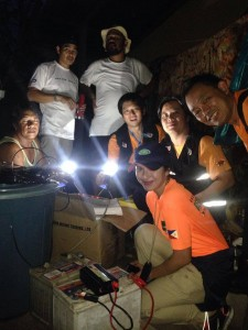 Solaric Land Rover Club in Tacloban
