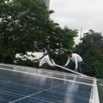 Makati Solar Panel installation 3.8kW