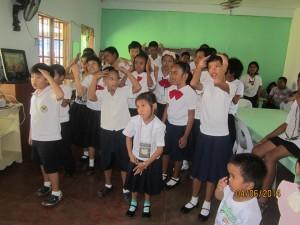 Solaric at Sto Nino School, Tacloban City