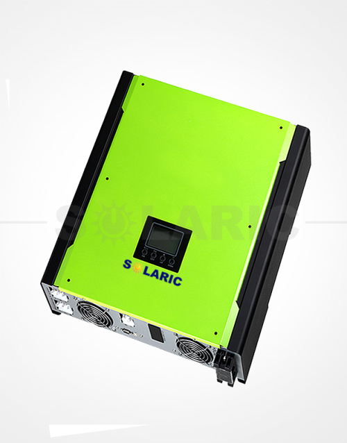Solaric Hybrid Grid Tie and offGrid inverter
