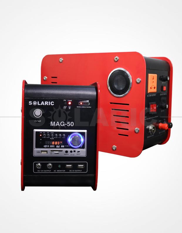 Solaric Portable Solar MAG 50