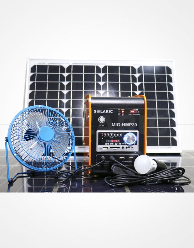 Solaric Portable Solar MIG30