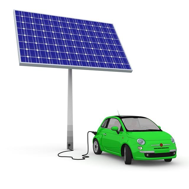 Solar-Powered Cars Vs. Gas-Powered Cars