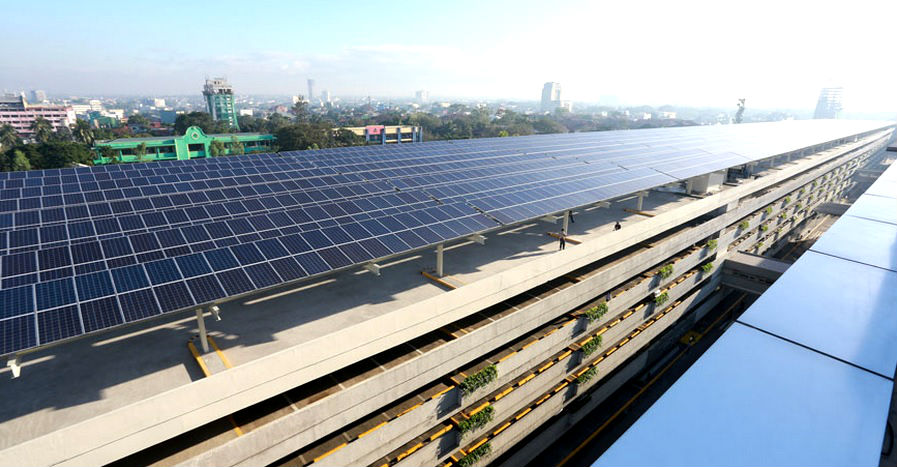 Photo from Solar Philippines' website