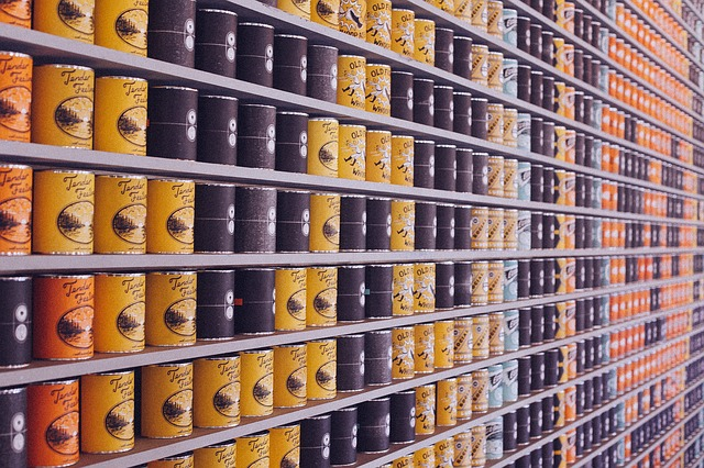 Canned Goods Containing Bisphenol-A (BPA)