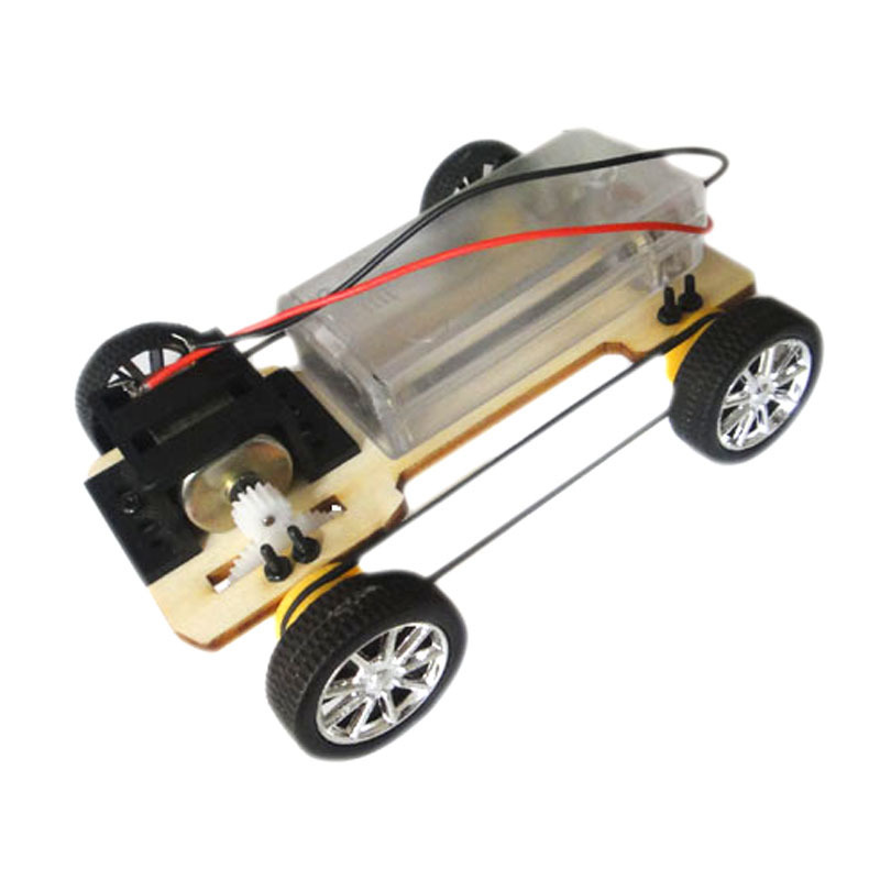 diy mini solar car