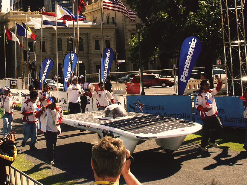 Proudly Pinoy: Solar Cars in the Philippines