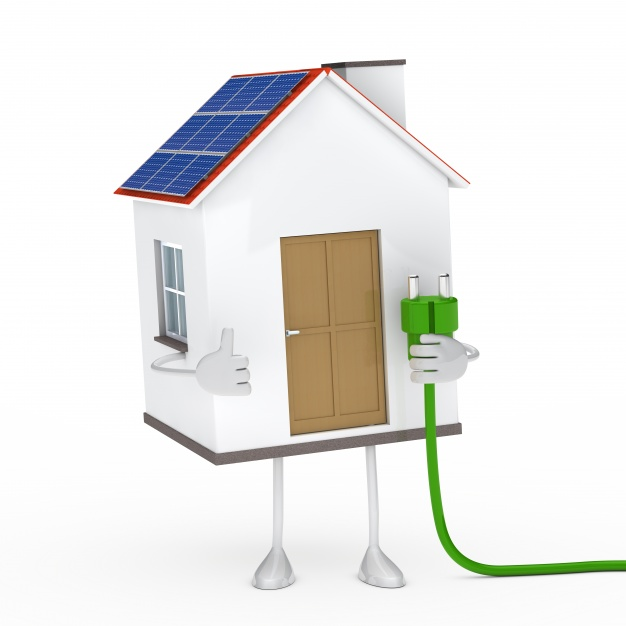 Power Your Homes with Solar Energy