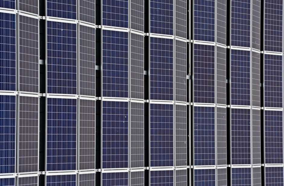 Don't: Use Dissimilar Types of Solar Panel Components