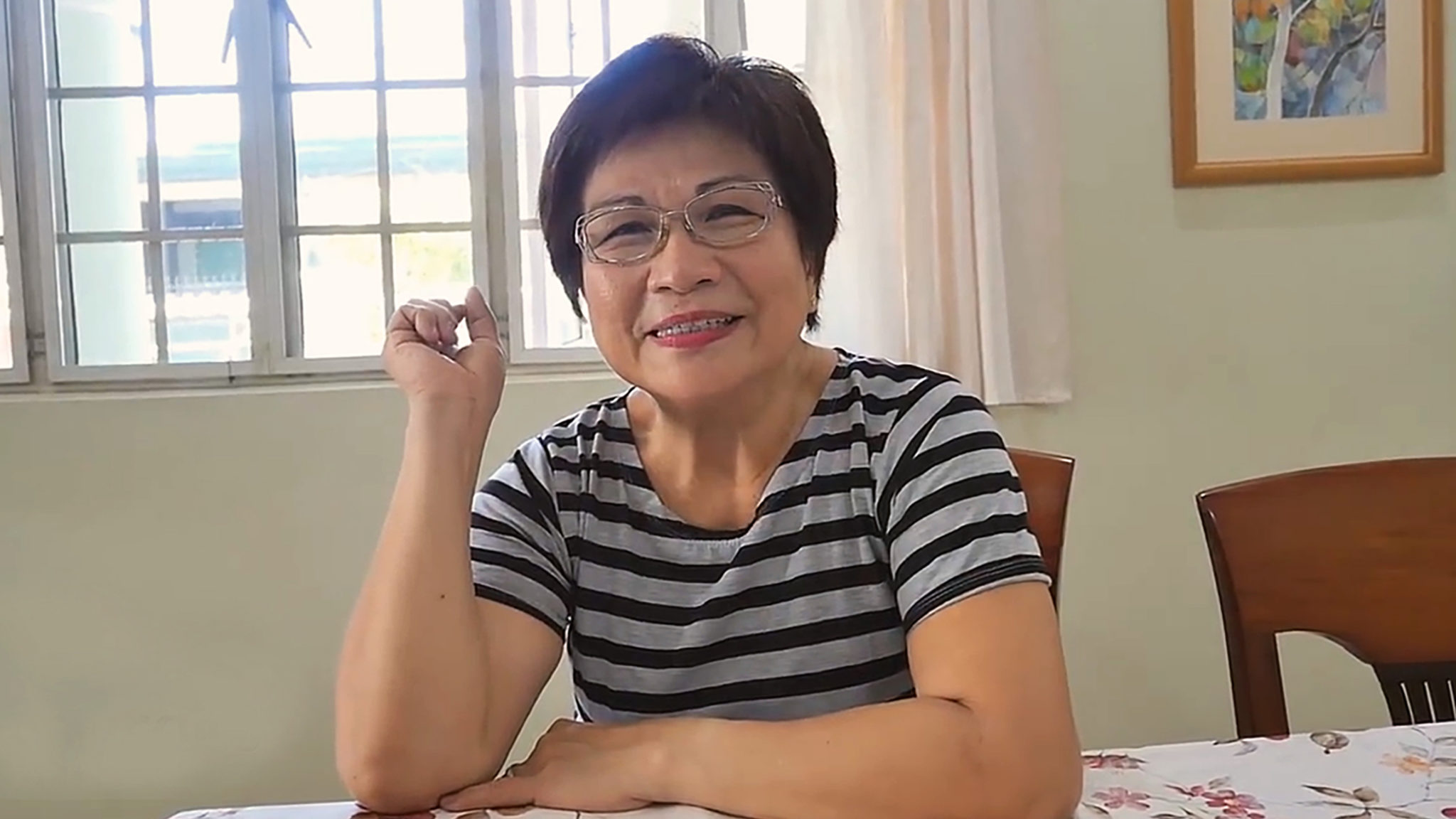 TITA LOURDES AND THE ETERNAL HAPPINESS STORY #ZeroBill