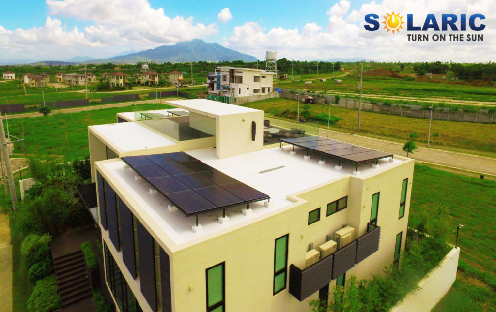 Solaric rooftop project
