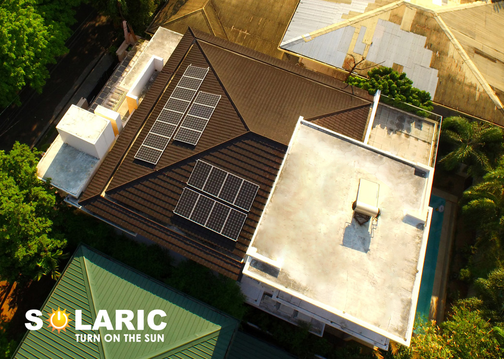 Solar is the Leader of Rooftop Solar