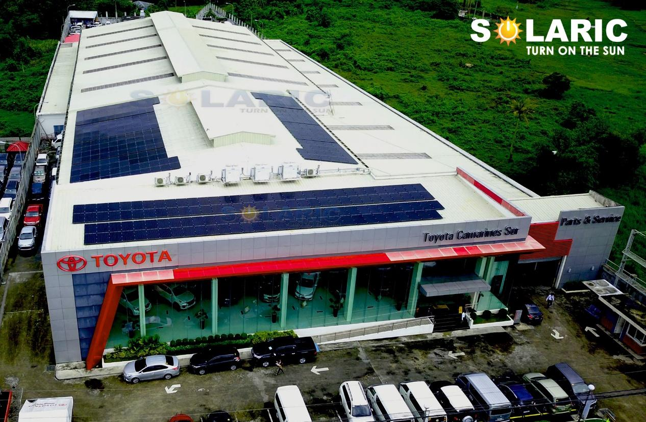 SOLAR POWERS THE BIGGEST COMPANIES IN THE WORLD – HOW ABOUT THE PHILIPPINES?