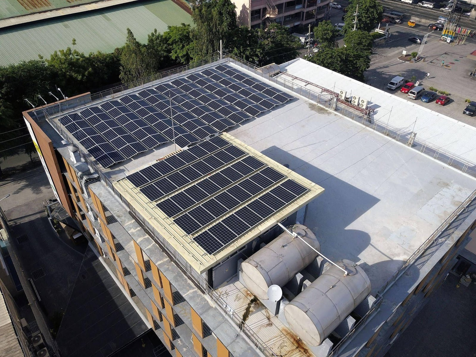 Does commercial solar make sense?