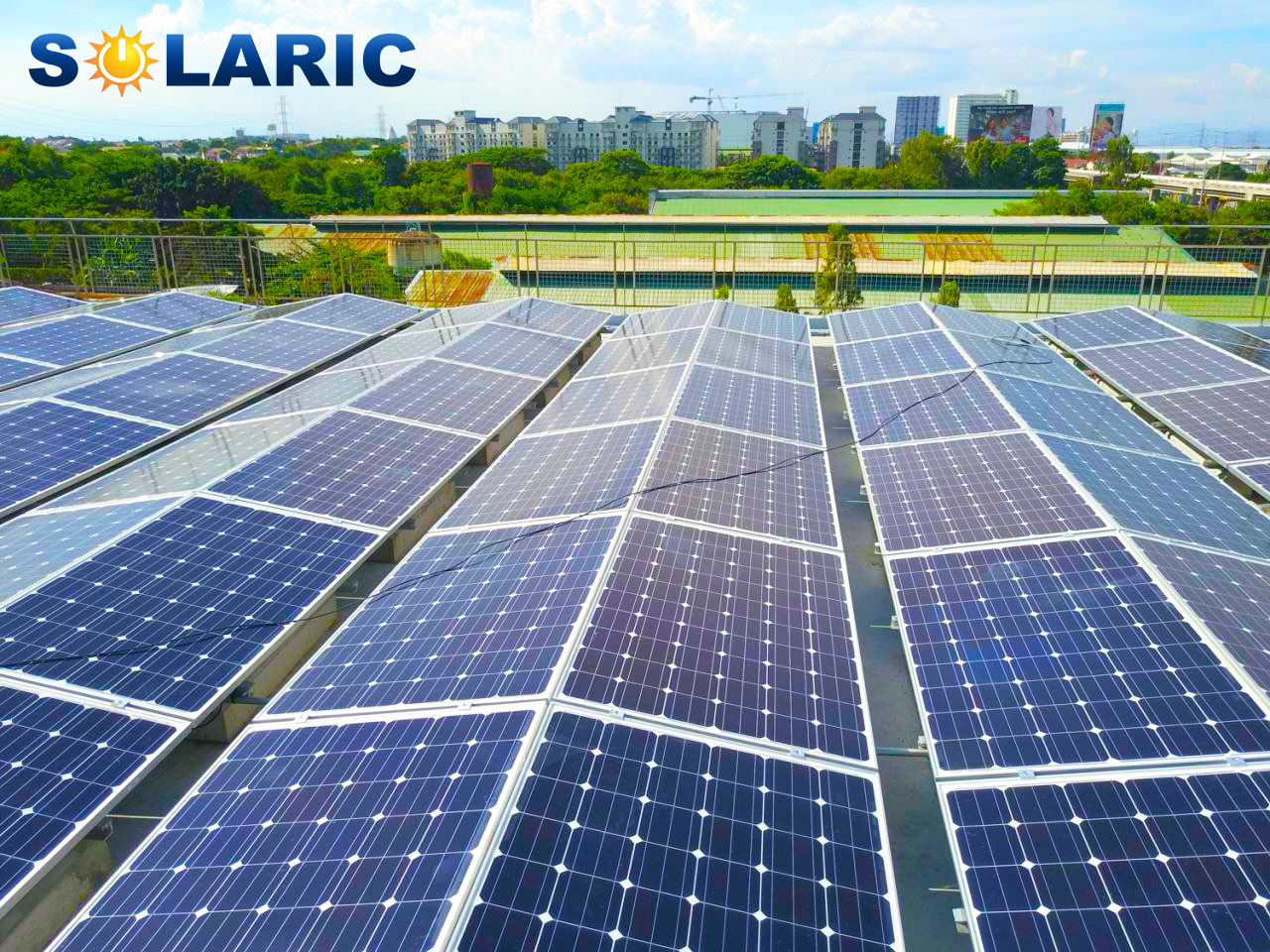 THE CHOICE TO GO SOLARIC