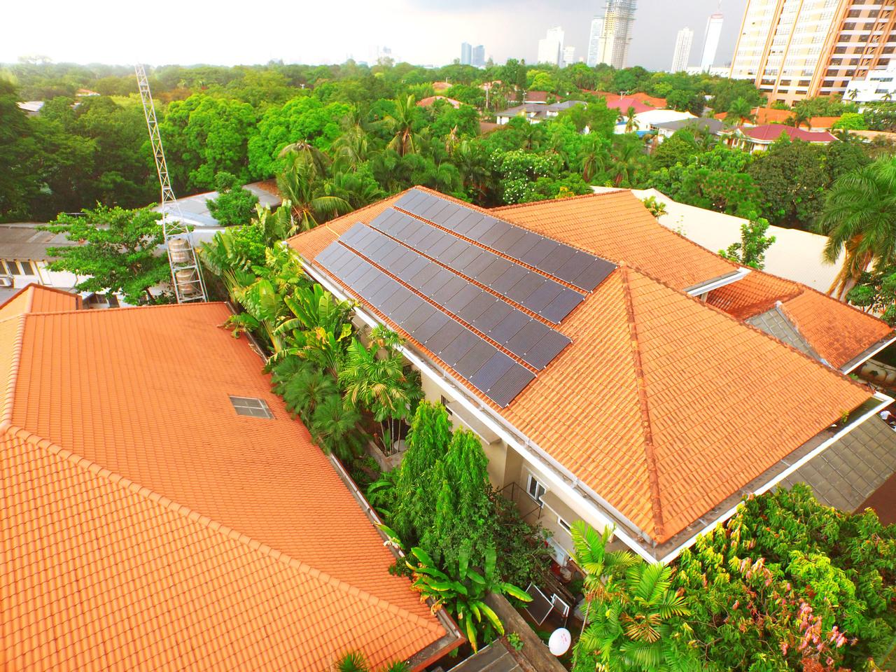 INTEGRATING DESIGN FOR A FUTURE SOLAR BUILD