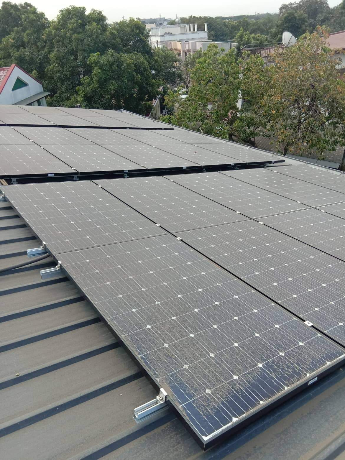 Solar soiling