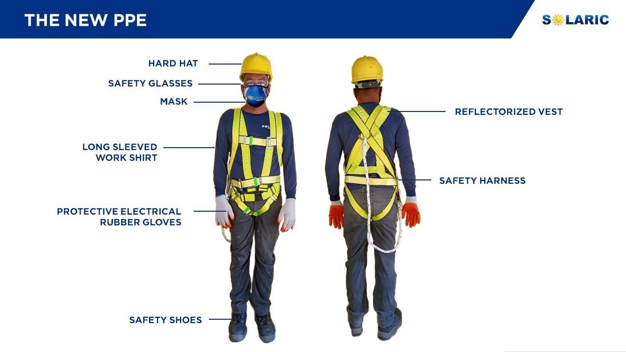 Solaric's PPE