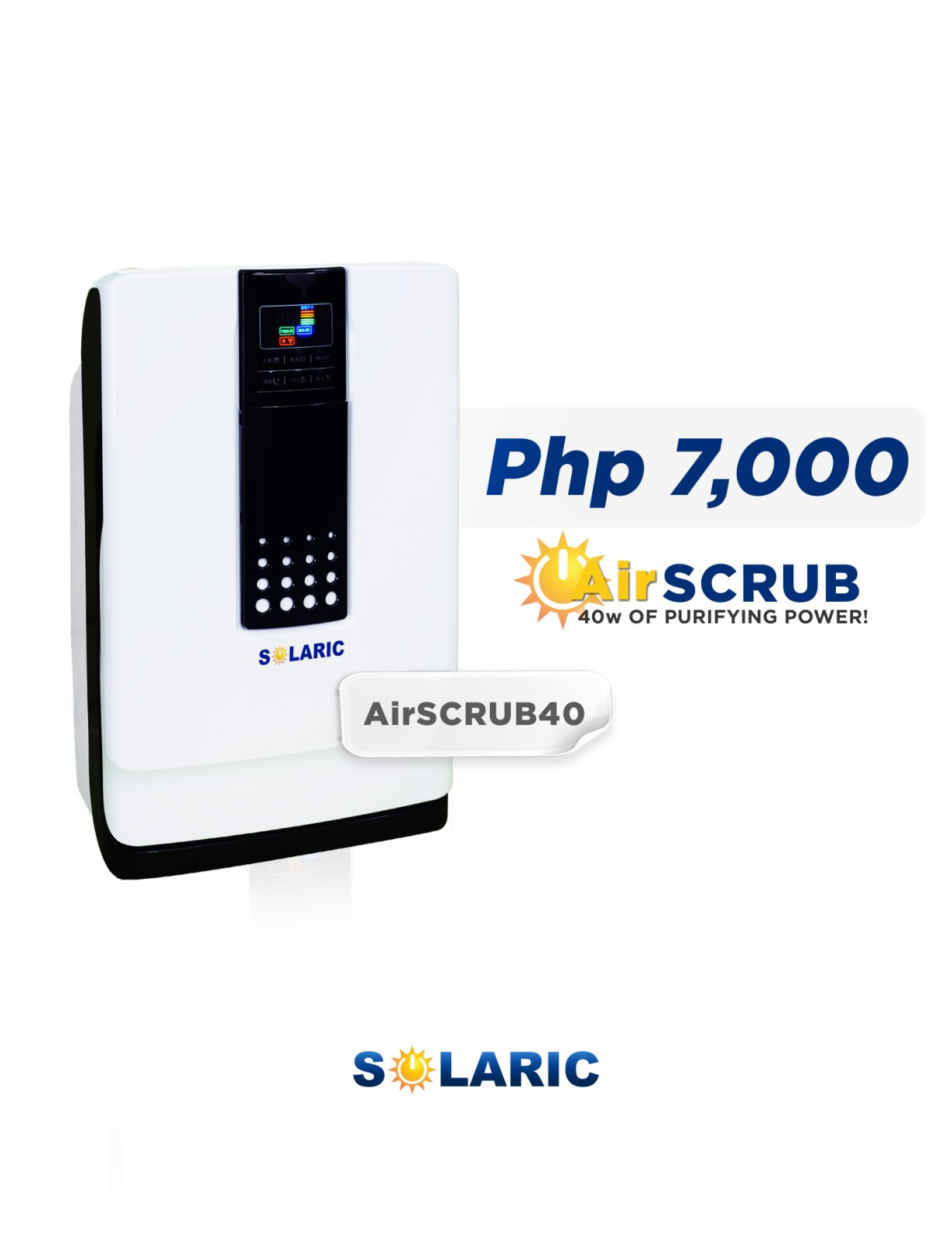 The mighty AirScrub40 is here in the Philippines