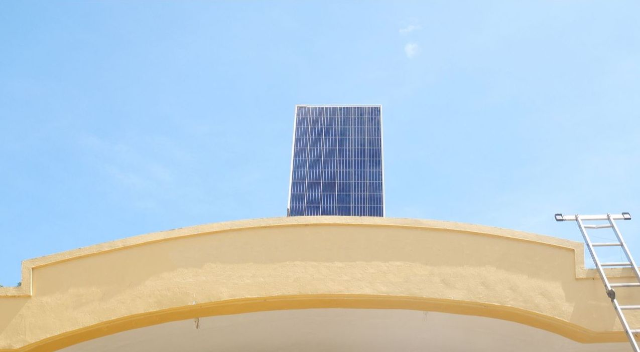 Solar grids by solaric