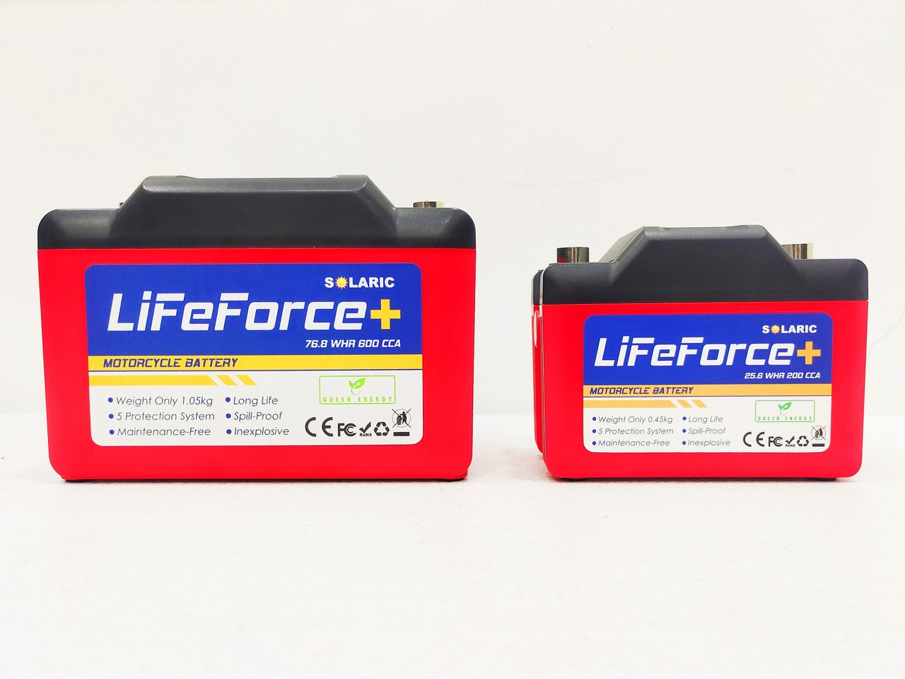 GEAR-UP THIS 2021 WITH LiFeFORCE+!