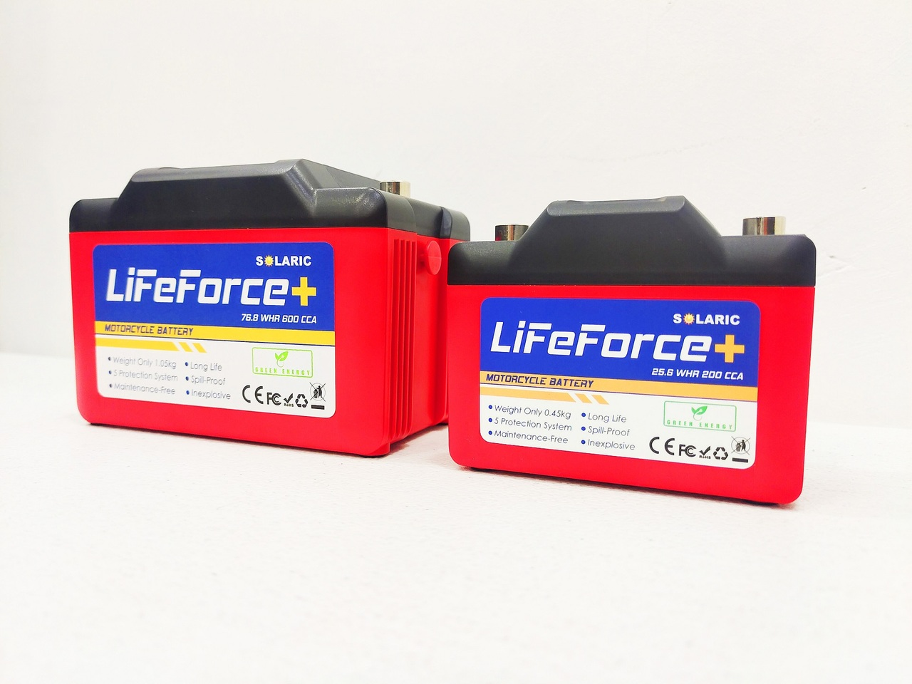 The Lithium Battery Technology