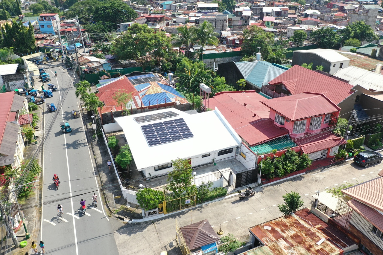 Solaric is the leader in rooftop solar