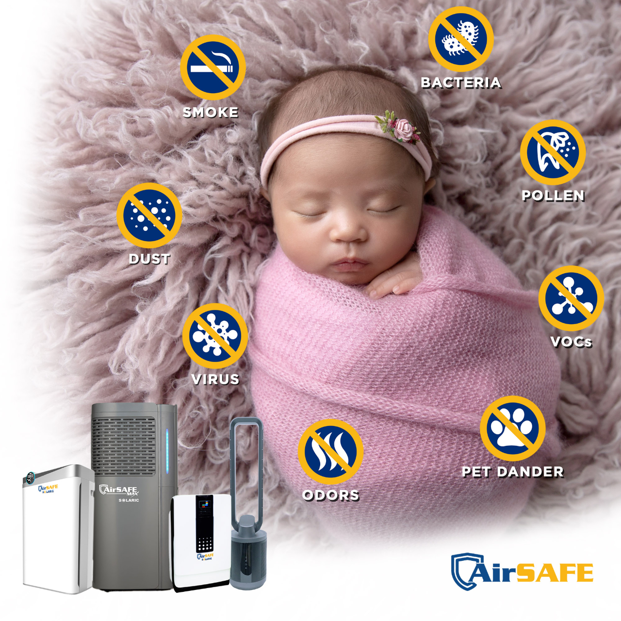 AIRSAFE CARE TIPS: HOW TO TAKE CARE OF YOUR AIR PURIFIERS