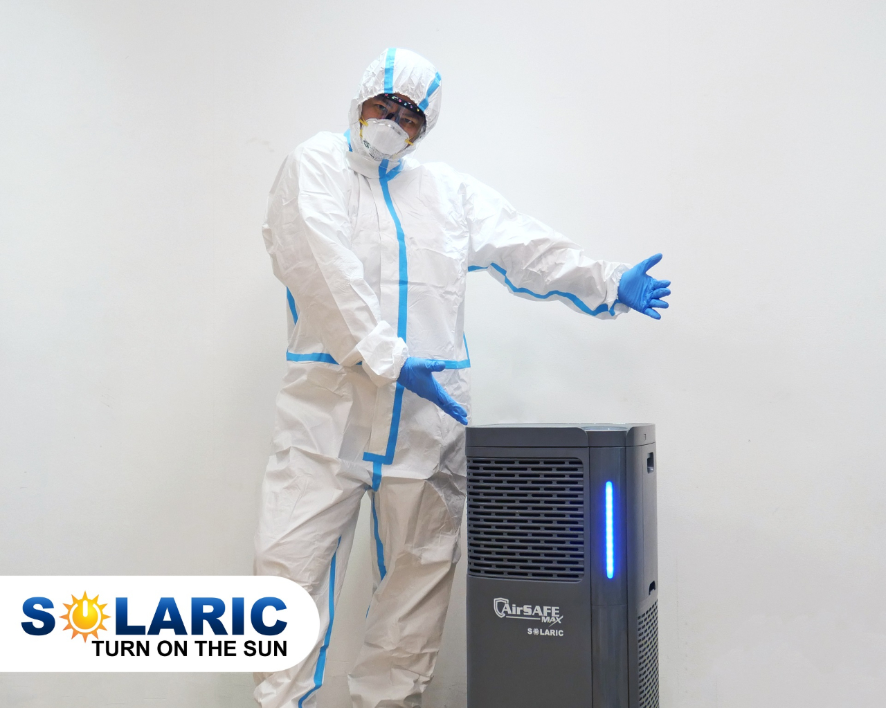 AIRSAFE 101: CLEAN AIR DELIVERY RATE