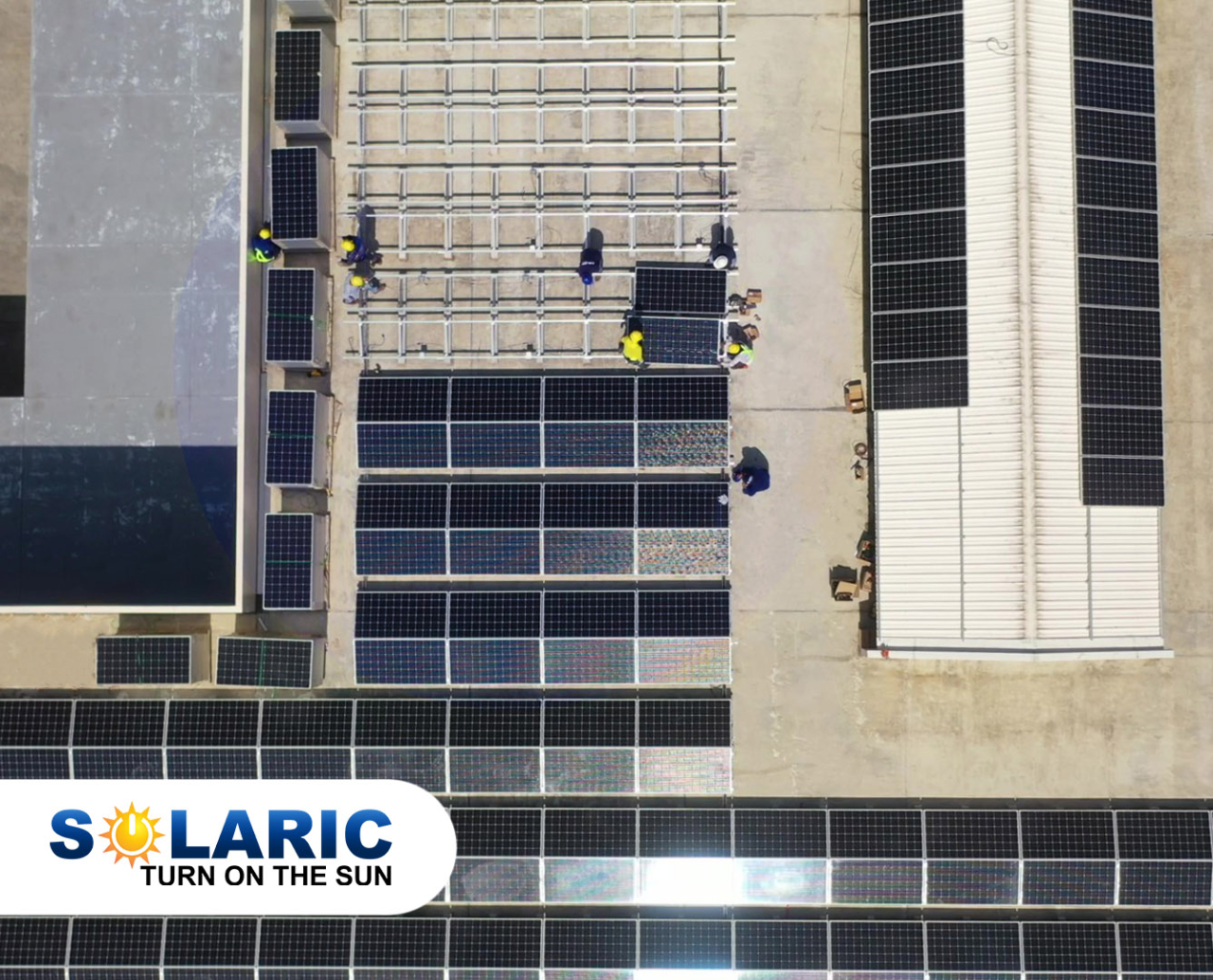 3 STEPS TO GOING SOLAR: EASY AND SIMPLE WITH SOLARIC