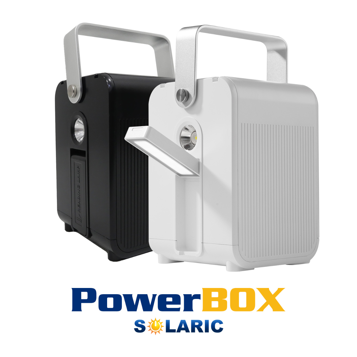 THE 2021 MUST-HAVE GADGET: THE SOLARIC POWERBOX!
