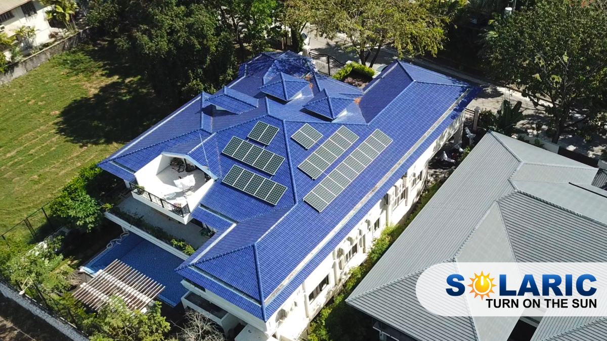 SOLARIC: CREATING VALUE FOR YOU AND YOUR HOME