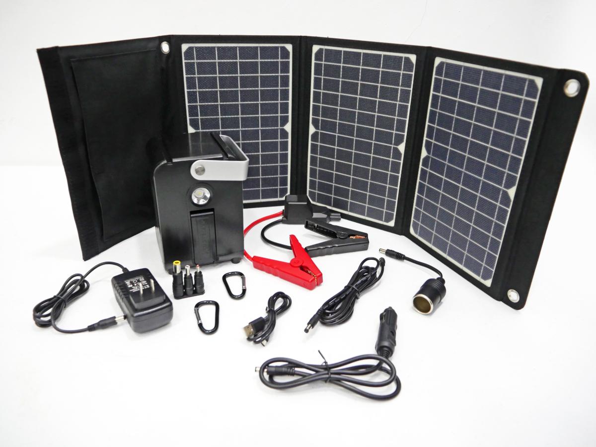 Hybrid Solar Setups